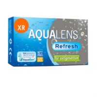 Meyers Aqualens Refresh for Astigmatism XR Μηνιαίοι 3pack