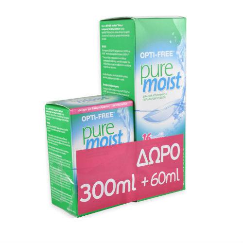 Alcon Opti-Free PureMoist 300ml + 60ml