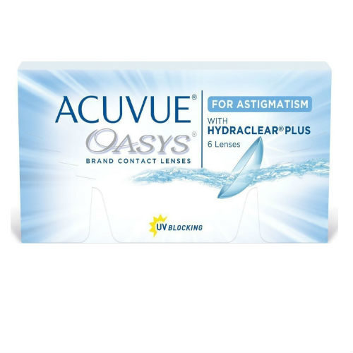 Acuvue Oasys for Astigmatism 6pack Δεκαπενθήμεροι
