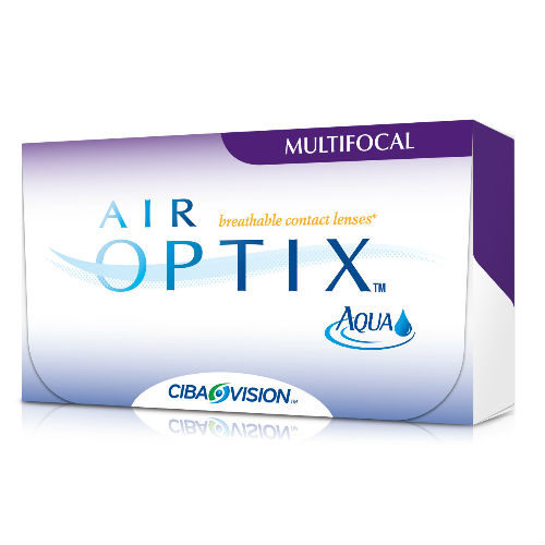Air Optix AQUA Multifocal Μηνιαίοι 3pack