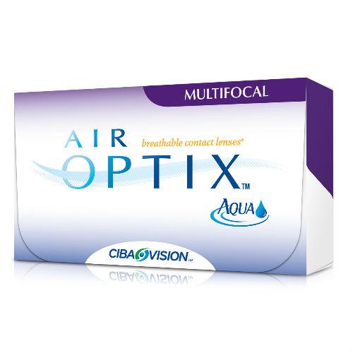 Air Optix AQUA Multifocal Μηνιαίοι 3pack