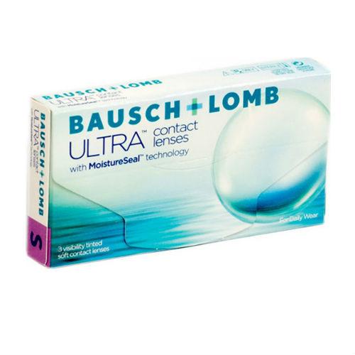 Bausch & Lomb-Ultra Μυωπίας-Υπερμετρωπίας Μηνιαίοι 3pack